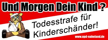 Profilbilder des Veranstalter der Kampagne gegen Kindesmissbrauch